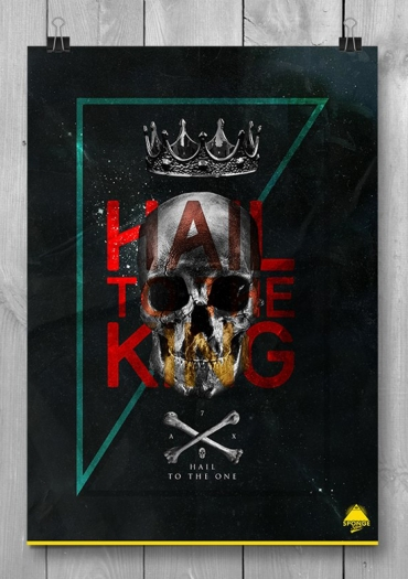 Hail To The King A2